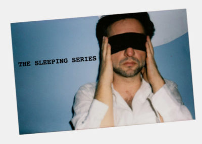 The sleeping series